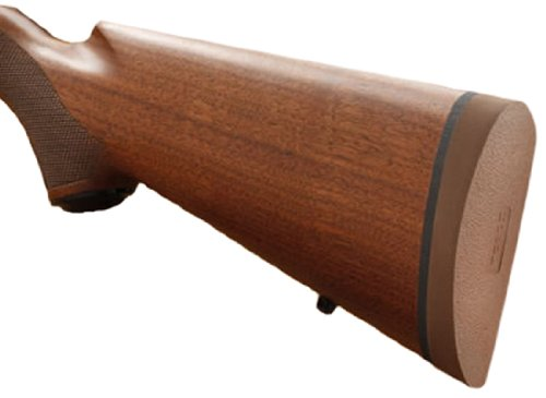 Recoil Hogue Pad Ezg - Hogue 70731 Ezg Pre-Sized Recoil Pad Rem. 870/11-87/1100 Wood Stock Brown
