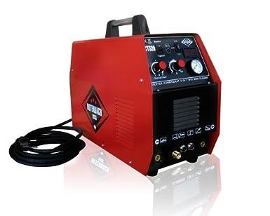 Rojo Bach 3-en-1 DC equipo de soldadura Plasma cortador de inversor ...