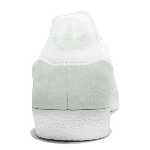 Scarpe Da Ginnastica Adidas Unisex Gazelle Casual Menta Ghiaccio / Bianco / Oro