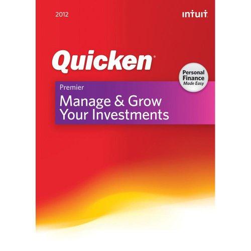 Intuit Quicken Premier 2012 Windows