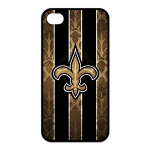 Different Style Custom Personalized Sports NFL New Orleans Saints Case For Samsung Note 4 Cover Case New Orleans Saints Logo Cover Case For Samsung Note 4 Cover PC TU542979