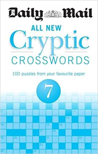 Daily Mail All New Cryptic Crosswords 7 (The Daily Mail Puzzle Books) by Daily Mail (2-Jun-2014)