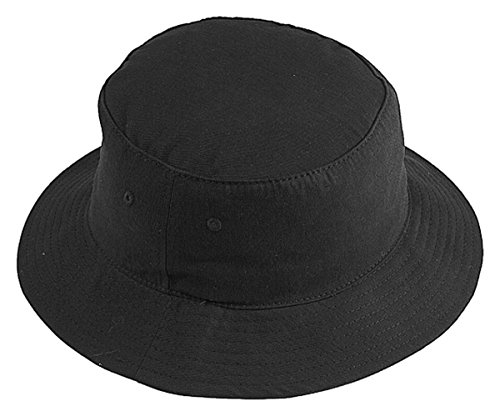BX BRUSHED TWILL CRUSHER CAP (BLACK) (OS) - Black Brushed Rack