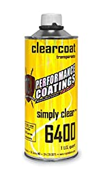 TCI Performance Clearcoat Kit 1 Quart High Gloss Urethane 4 1 Mix Clear Paint Wholesale Auto Paints Car Truck Restoration Project Body Shop Repair Touch Up Boat Golf Cart Airplane Aluminum