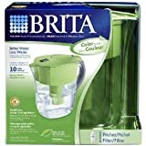 Brita 35378 Green Brita® Grand Pitcher Water Filtration System