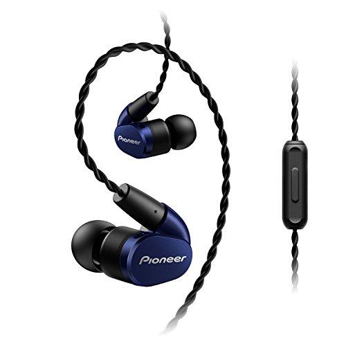 Pioneer Hi-Res Audio in-Ear Stereo Headphone with