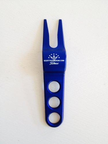 Titleist Scotty Cameron Pivot / Divot Tool – Brand New (BLUE)
