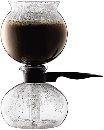 Bodum PEBO Siphon Coffee Brewer Review