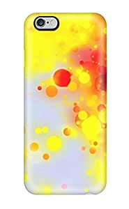 Case Cover Glittery Paint Splatter / Fashionable Case For iphone 5 5s (3D PC Soft Case)