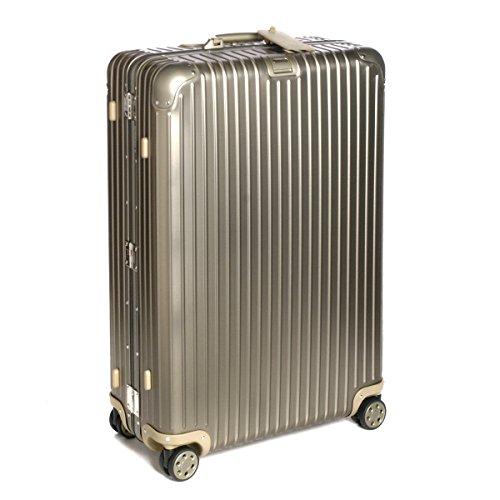 (リモワ)/RIMOWA キャリーバッグ メンズ TOPAS TITANIUM スーツケース シャンパンゴールド 98L NEWモデル 92477034-0002-0014 [並行輸入品] B01N9SUZ3G