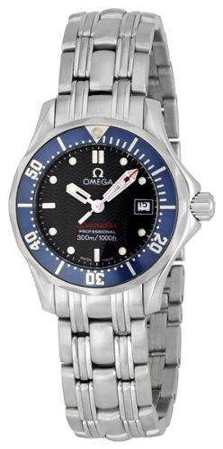 Omega Womens 2224.80.00 Seamaster 300M Quartz Watch