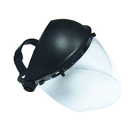 Survival Air Systems 5145 Deluxe Clear Face Shield by Survival Air Systems