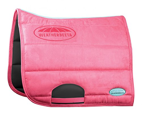 Weatherbeeta Elite Dressage Pad (Pink, -