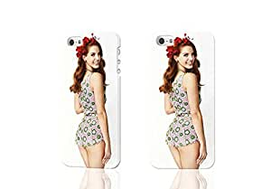 Lana Del Rey 3D Rough Case Skin, fashion design image custom , durable hard 3D case cover for iPhone 4 4S , Case New Design By Codystore