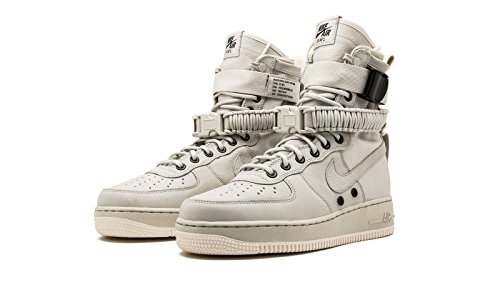 "Nike Air Force 1 SF Special Field ""Light Bone"" - Light Bone/Light Bone-Sail 38.5 EUR"