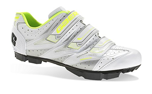 Zapatos de ciclo del sistema SPD clic GAERNE G.Cosmo MTB, Gaerne Größe:46;Gaerne Farbe (+Size!):Lime Lime