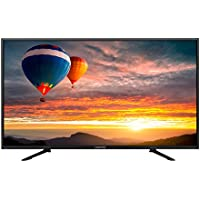 Sceptre U438CV-UMC 43 Ultra HD 4K TV, Black