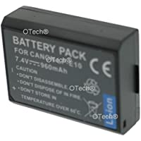 Battery for CANON EOS 1100D