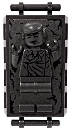 Buy han solo lego carbonite