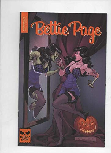 BETTIE PAGE Halloween Special #1, VF, Brown, 2019, Betty, more in -