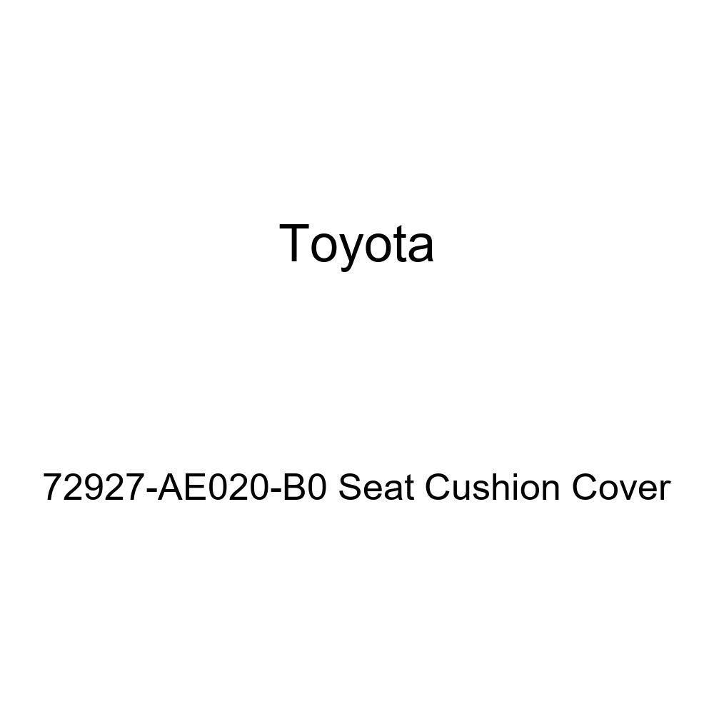 TOYOTA Genuine 72927-AE020-B0 Seat Cushion Cover