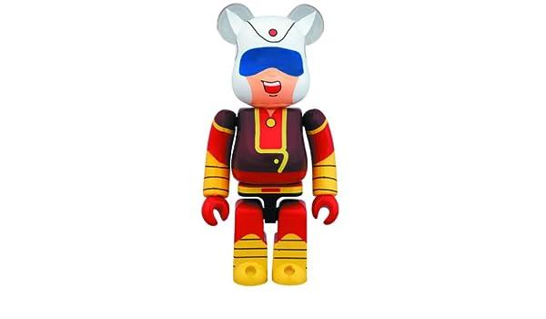 Medicom Mazinger Z: Koji Kabuto Bearbrick figura de acción: Amazon.es: Juguetes y juegos