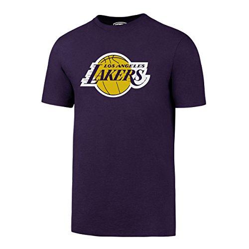 NBA Los Angeles Lakers Men's OTS Rival Tee, Small, - Lakers Los Angeles Tee