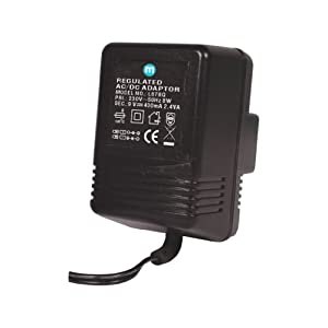 Maplin 6w Switched Mode Ac Dc Fixed Voltage 9v Power