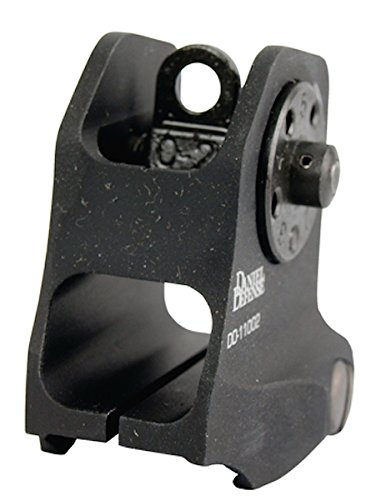 Daniel Defense A1.5 Fixed Rear Sight Assembly - 19-064-11002