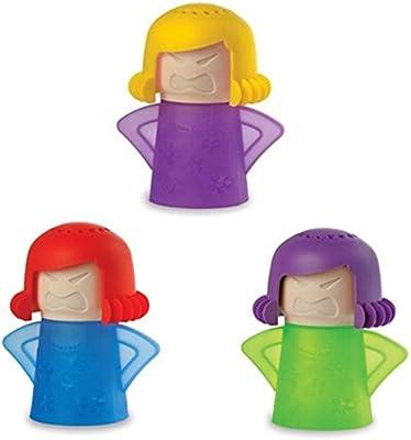 Jechery Angry Mama - Limpiador de microondas para microondas y ...