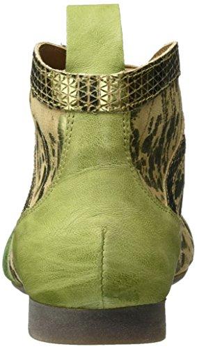 Boots Guad kombi Femme 59 Think Vert Desert apfel FEqdzdW