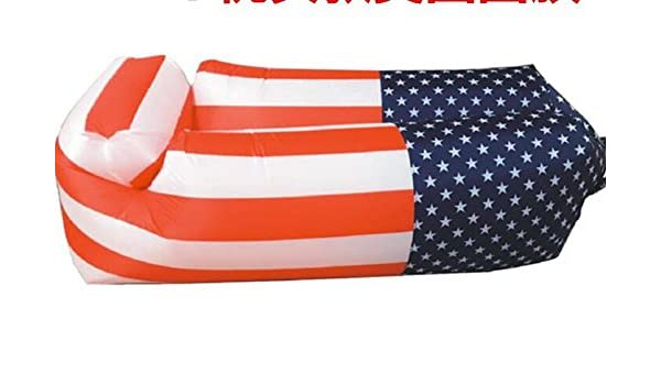 Lazy Pingüino inflable tumbona portátil sofá bolsa de aire ...