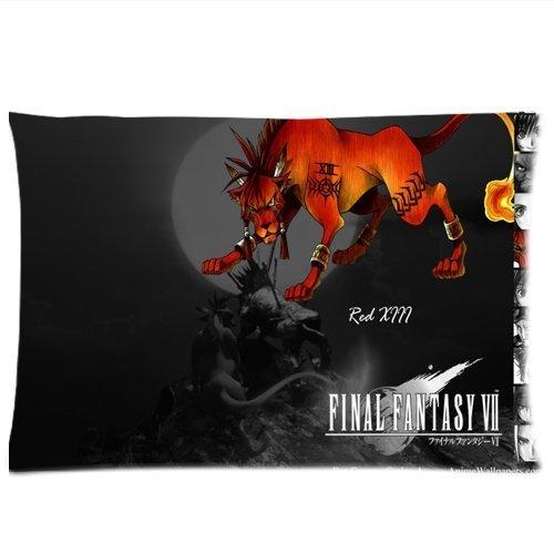 Final Fantasy Vii Red Xiii Pillowcase/Fundas para almohada ...