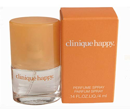 CLINIQUE Clinique Happy Parfum Spray Mini 4ml/.14oz (Trial Size Clinique)