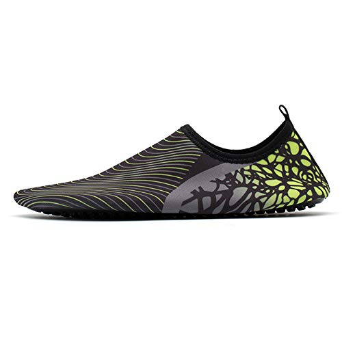 Shoes Dive Swim Yoga Jungle Lightweight Women's Beach Quick Green Water Sport Dry Freemin EgxwSpqg