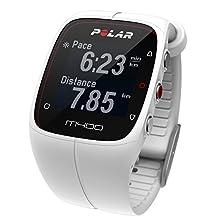 Polar M400 GPS Sports Watch (Black)