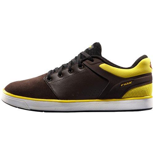 Fox Racing Motion-Scrub Men's Shoes Sports Footwear - Dark Brown/Size 8