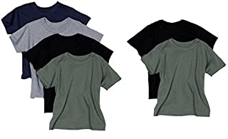 Hanes Men's ComfortSoft Tagless Dyed T-Shirts, Assorted Colors, Pack of 6 - Medium (B00RFX00VO) | Amazon price tracker / tracking, Amazon price history charts, Amazon price watches, Amazon price drop alerts