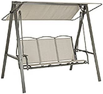 Amazon Com Garden Winds Replacement Canopy For Baja Sling Swing