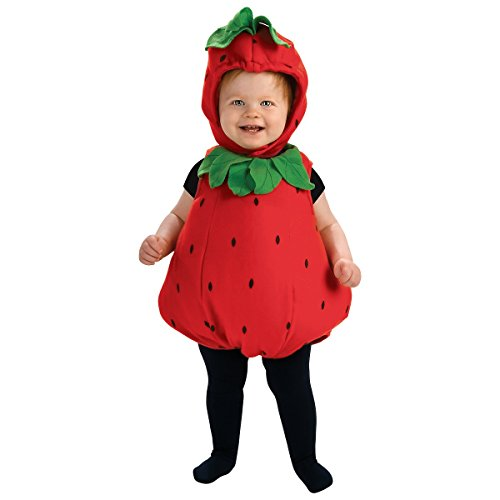 Rubie's Berry Cute Costume - Infant, Red, 6 - 12 Months