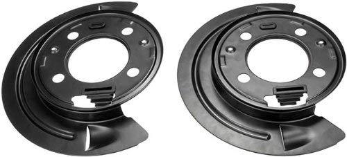 Dorman 924-226 1PR.Rear L&R Brake Dust Shield Backing Plate 52010141AC ()