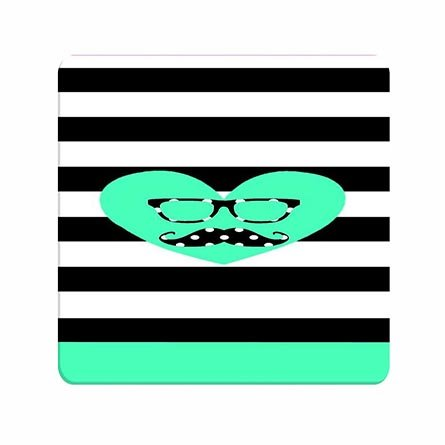 (Modern Game Partner Mousepads Mint Moustache Designer Fantastic For)