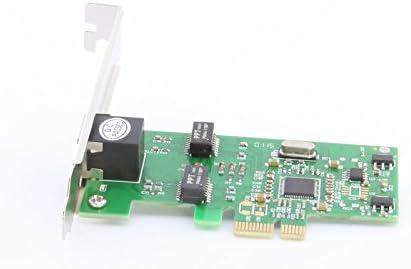 PCI-E PCI Express 10//100//1000Mbps Desktop Gigabit Ethernet LAN Network Card
