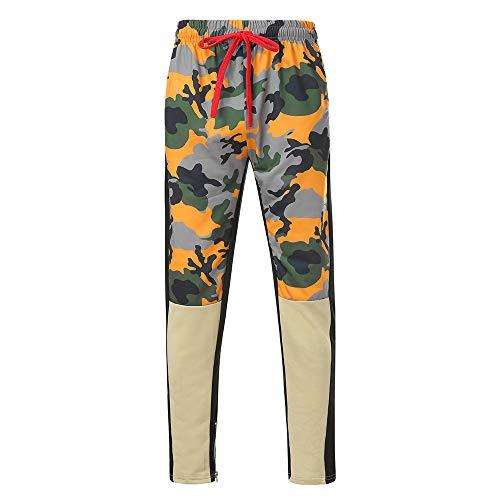 Pantalons Remise Amples Mode Pantalon Sport Jogging Survêtement De Kaki Décontracté Le Forme En PwqaXwz
