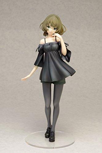 41wQL2otpWL Kaede TAKAGAKI Dream Tech Idolmaster Cinderella Girls [plainclothes Ver.] 1/8 Scale Painted PVC figure