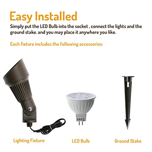 Buy landscape lighting fixtures