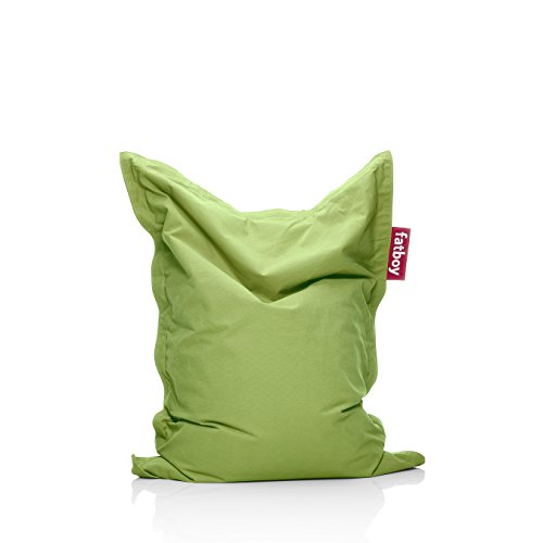 Fatboy Junior Stonewashed Bean Bag, Lime Green