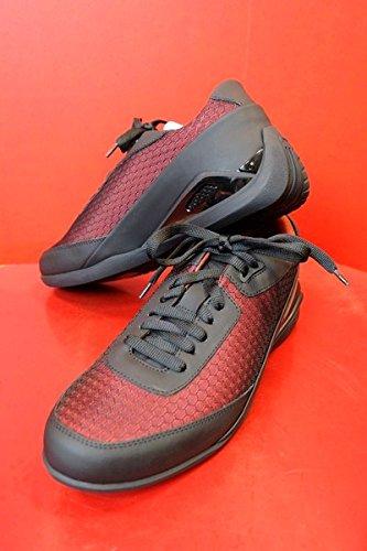 【ピレリ】【PIRELLI】【スニーカー】【秋冬バーゲン】【イタリア】【LEON掲載モデル】【メンズファッション】【ピレリ靴】 レザースニーカー ワイン B07DRPXF8Z