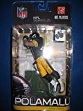 troy polamalu figure - McFarlane Toys NFL Sports Picks Series 25 Action Figure Troy Polamalu (Pittsburgh Steelers) Black Jersey Variant