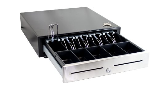 "Push Cash Drawer ""Stainless Steel Front"""